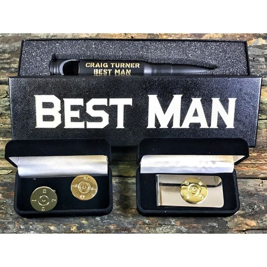 Best Man Bundle