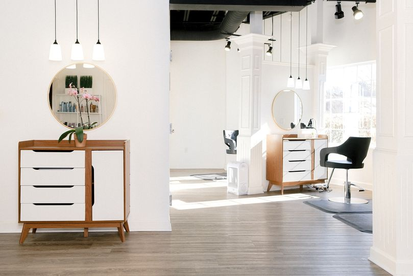 A look into our salon