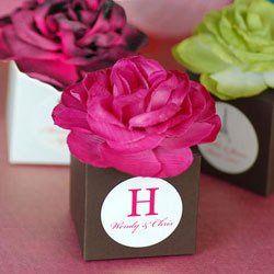 Tmx 1348072015579 Personalizedflowertoppedfavorboxwedding250 Depew wedding favor