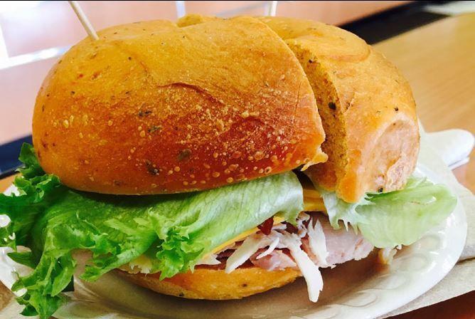 Deli's sandwhich
