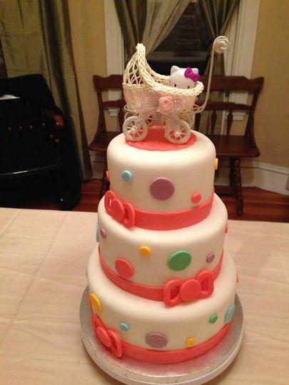 Brikenas Creative Cakes Wedding Cake Tuscaloosa Al Weddingwire