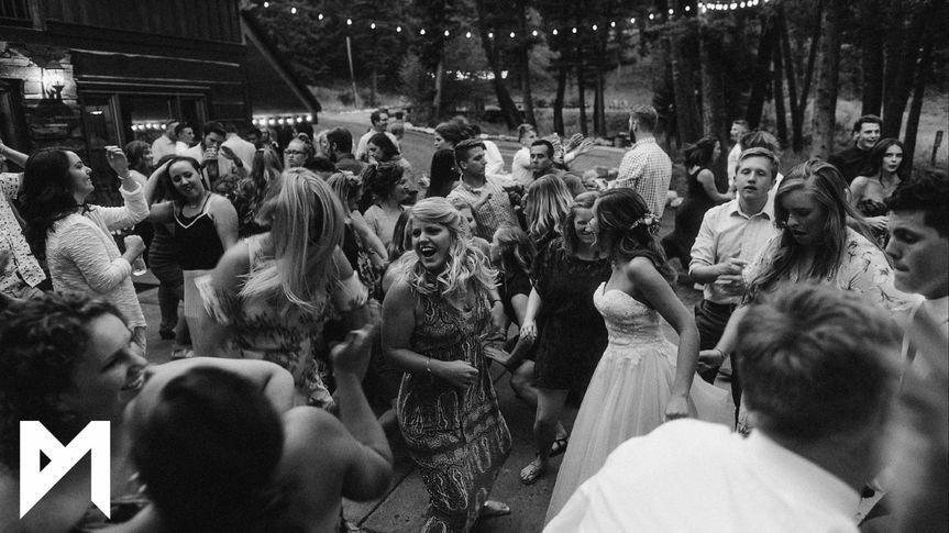 Moshunal Dance Party