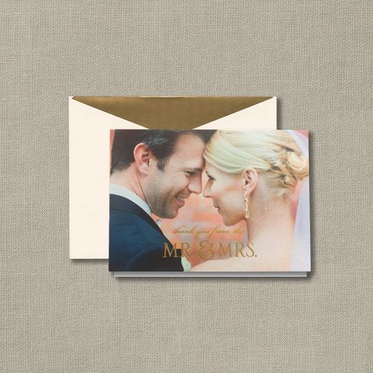 Digital photo for wedding invitation - by William Arthur