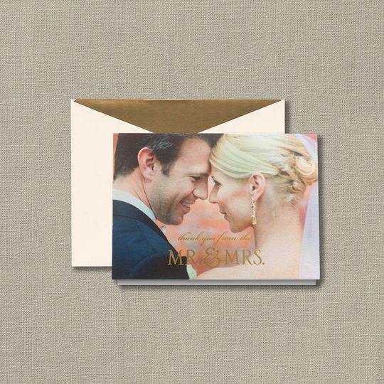 Digital photo for wedding invitation - by William Arthur