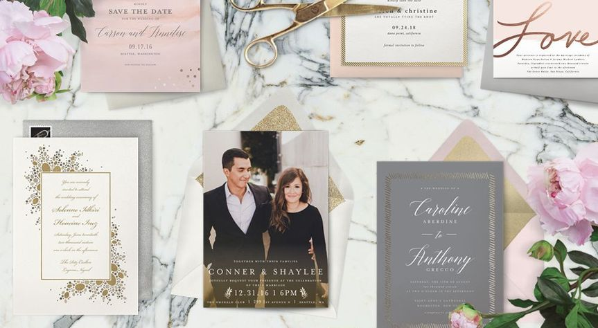fdd4976960f043fd blush and gold wedding header