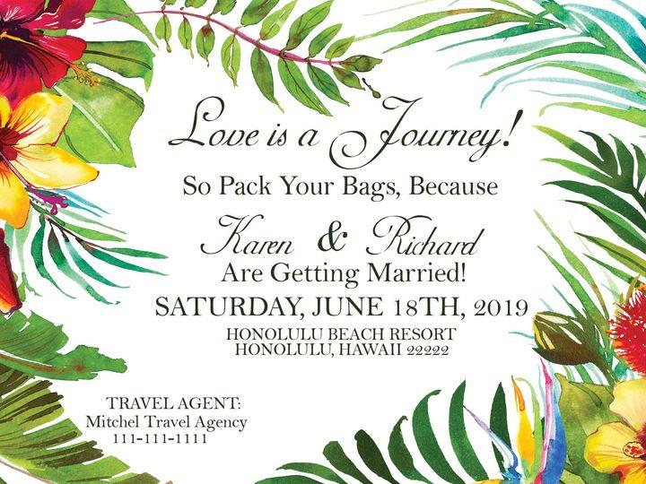 Tmx Tropicaldream Invitation 51 1070741 1561477937 Norristown, PA wedding planner