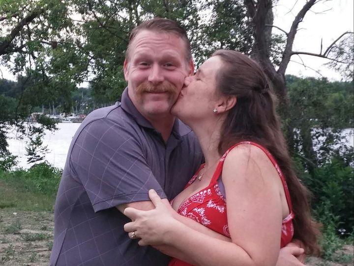 Tmx 1436372672825 Kimberly And Robert 3 Bridgeton wedding officiant