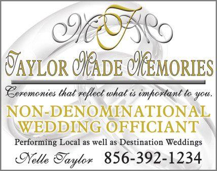 Tmx 1442587288760 Taylor Made Memories 7 Bridgeton wedding officiant