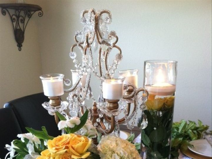 Tmx 1420979974045 Our Custom Wedding Fresh Florals  Candelabra  Floa Tampa wedding florist