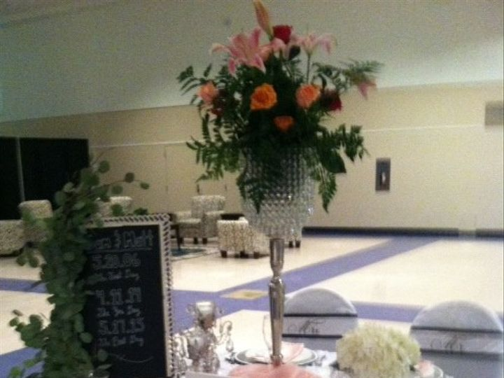 Tmx 1446598205163 Weddings  Events With Elegance Crystal Fresh Flora Tampa wedding florist