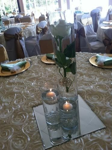 Tmx 1464507941064 Floating Candles Centerpiece Tampa wedding florist