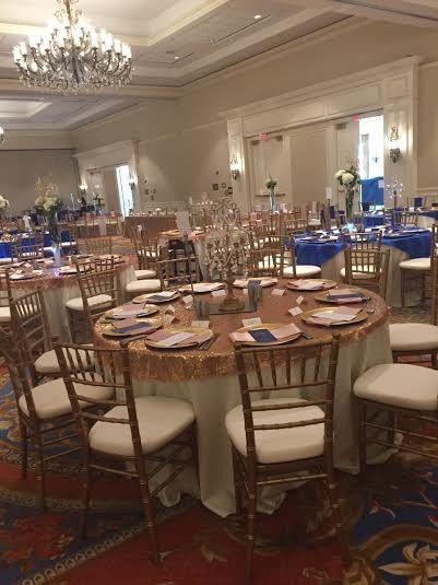 Tmx 1485111715367 Gold Candelabras Tampa, FL wedding florist