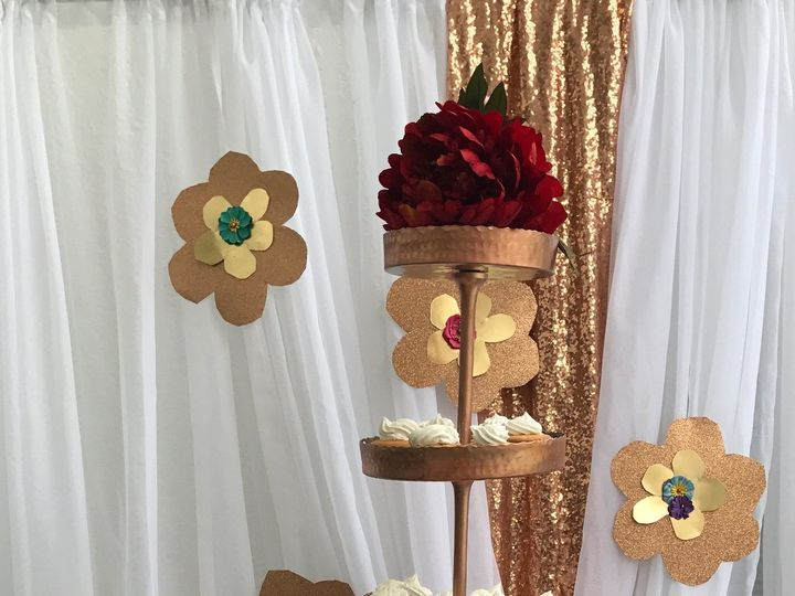 Tmx 1491091438666 Ddc Dessert Table Tampa wedding florist