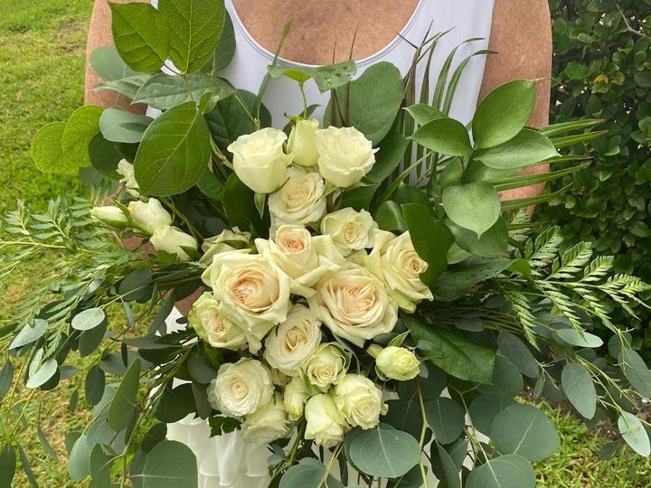 Tmx Boho Bridal Rose Elegance Bouquet 51 611741 159036506281536 Tampa wedding florist