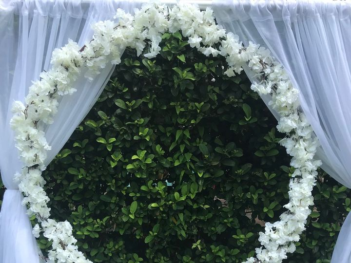 Tmx Cherry Blossom Wedding Arch 51 611741 Tampa wedding florist