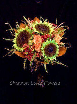 Starburst flowers