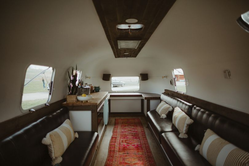 Back of Airstream