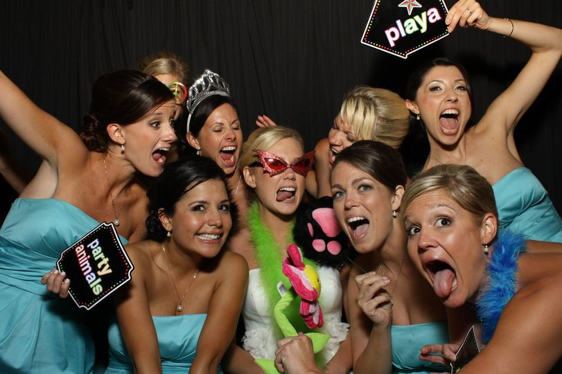 Smiley Face Photo Booth