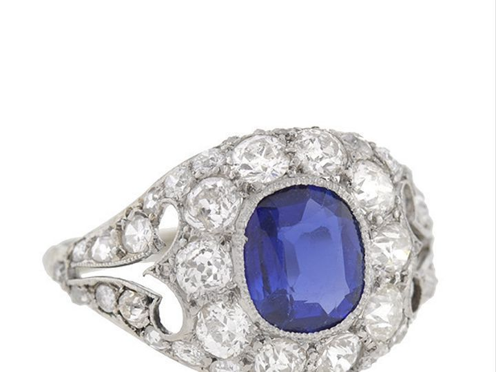 Tmx 1455224948113 18k Plat 1ct Sapphire Cutout Ringedca3337 715b 4e1 Narberth wedding jewelry