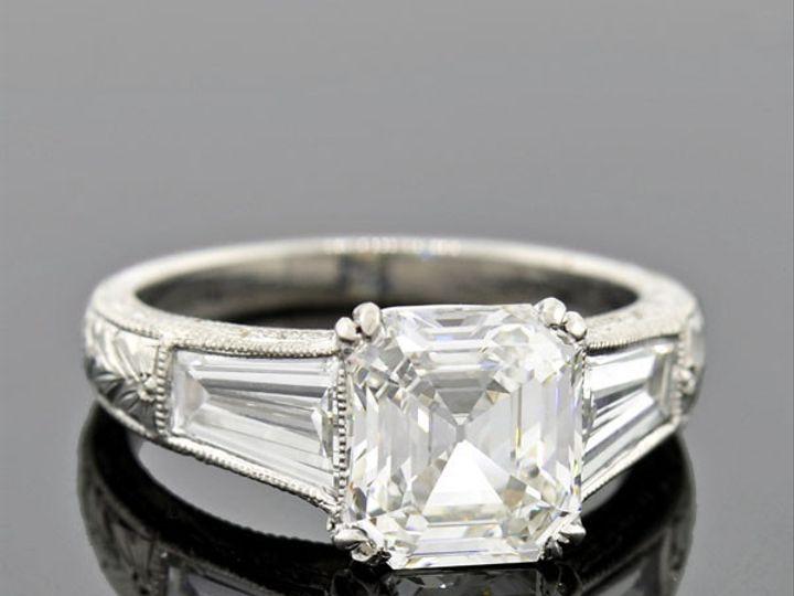 Tmx 1455224981907 37901asschercutdiamondengagementring21f63fc7 D5e6  Narberth wedding jewelry