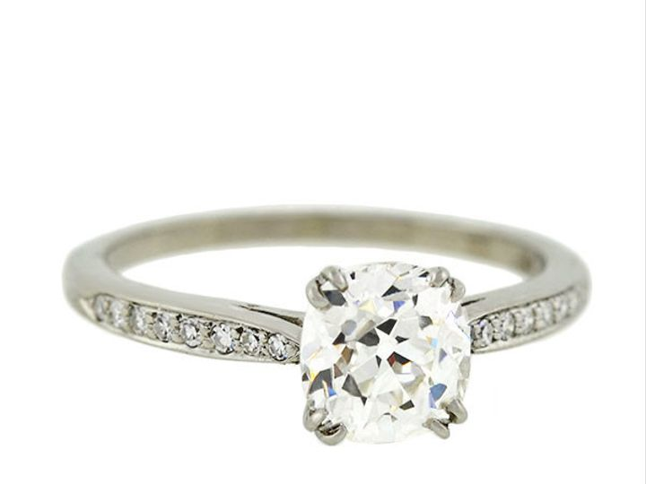 Tmx 1455224987010 37701 Tiffany Diamond Engagement Ring Narberth wedding jewelry