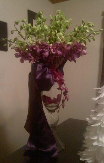 purpleorchidarrangement