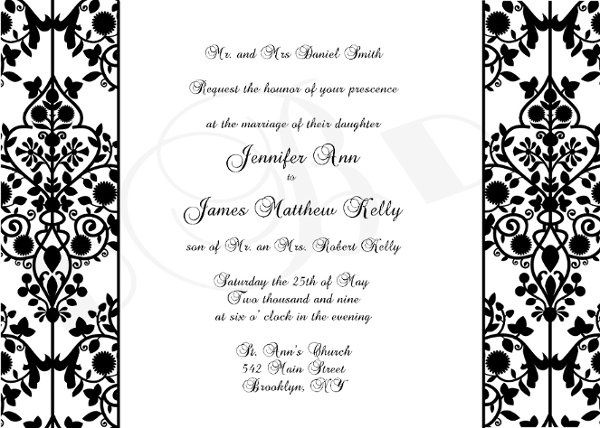Tmx 1295875531409 DamaskInvitecopy Bayonne wedding invitation