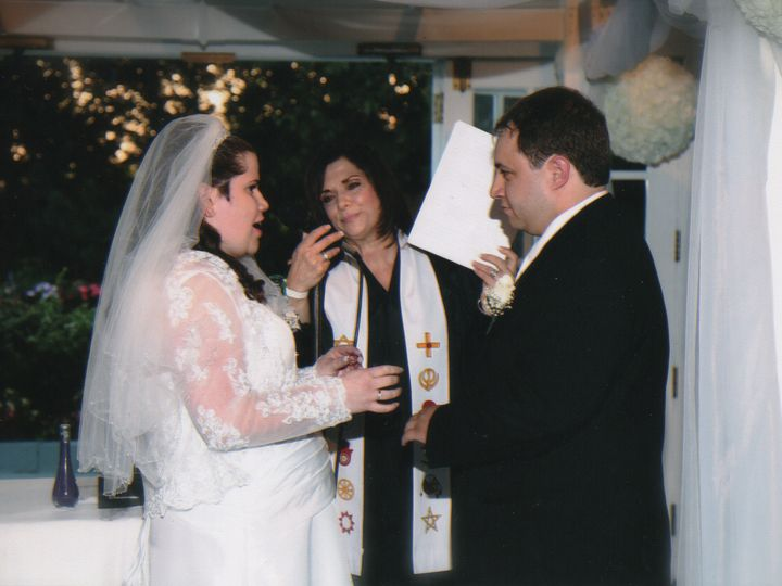 Tmx 1436912567422 Jason And Theresa Pic Miller Place, NY wedding officiant
