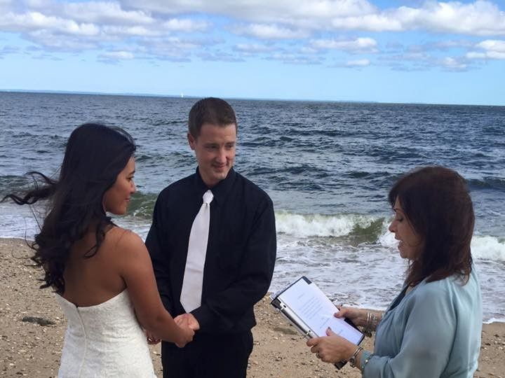 Tmx 1442783797551 Jason And April Miller Place, NY wedding officiant