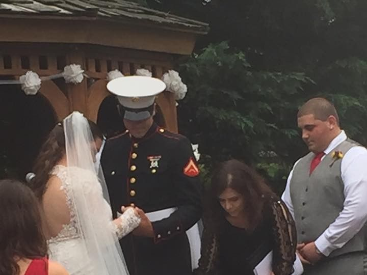 Tmx 1472765681428 Annamarie And Patrick Miller Place, NY wedding officiant