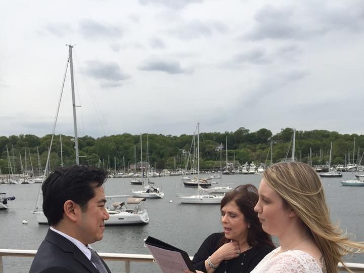 Tmx 1472765768422 Erin And Jerry Miller Place, NY wedding officiant