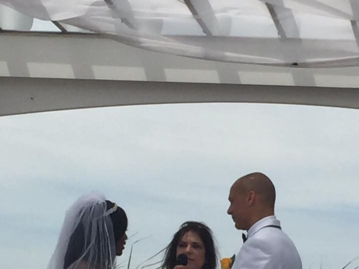 Tmx 1472765781669 Farah And James Miller Place, NY wedding officiant