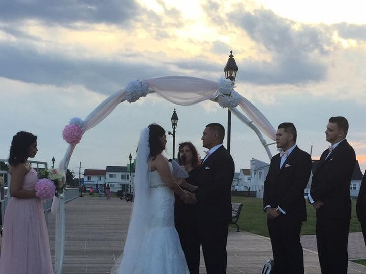 Tmx 1472765966428 Nancy And Nelson Miller Place, NY wedding officiant