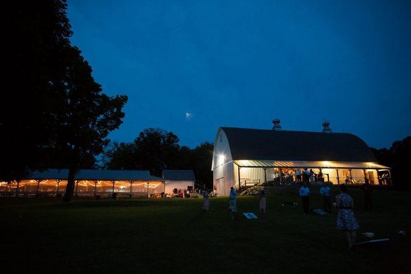 Exterior view of Maple Ridge Farm