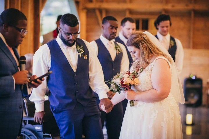 Prayer for couple