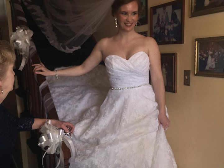 Tmx 1467058589154 13015249101004814767637054159525363251126365n Scranton wedding dress