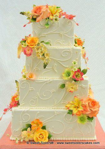 Tmx 1294096351749 Bandes435 Fairfield wedding cake