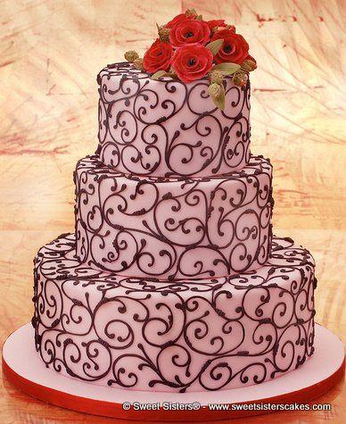 Tmx 1294096352968 Beth0067JRT8.tif Fairfield wedding cake