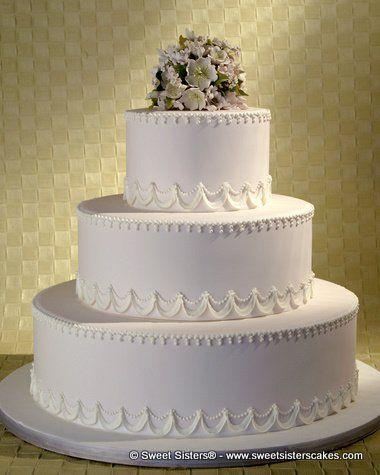 Tmx 1294096353812 05115SSCake002RT8.TIF Fairfield wedding cake