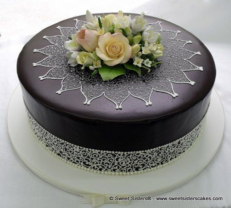 Tmx 1294096359546 DSCF1084 Fairfield wedding cake