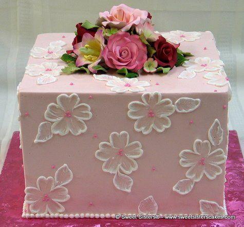 Tmx 1294096360499 SweetSistersPhotos003 Fairfield wedding cake