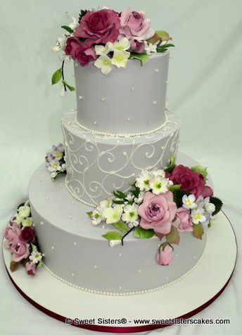 Tmx 1294096588593 DSCF1707 Fairfield wedding cake