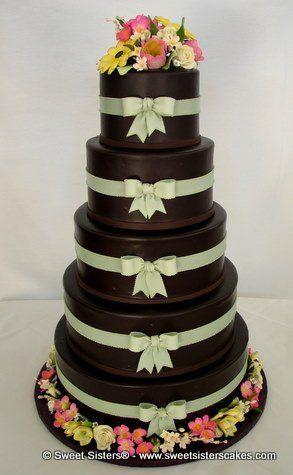Tmx 1294096852671 IMG2345 Fairfield wedding cake