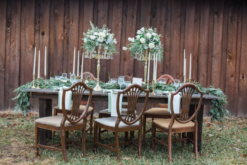 The Barn in Zionsville Reviews & Ratings, Wedding Ceremony ...