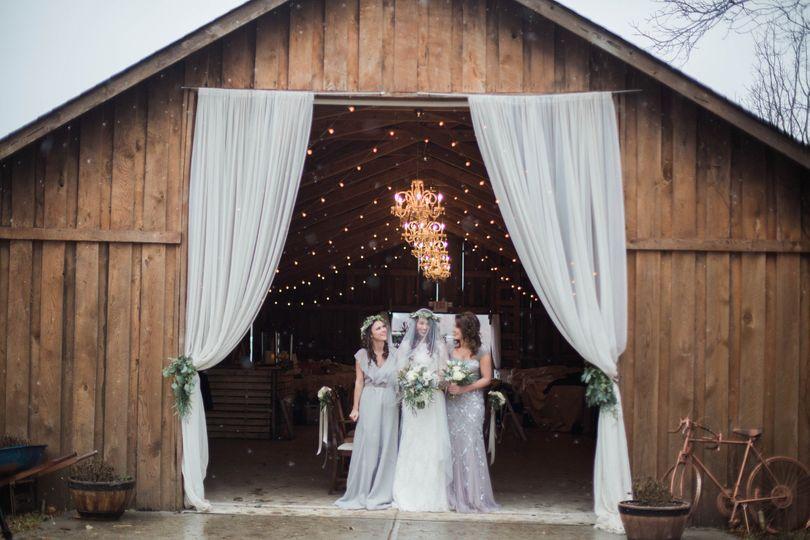The Barn in Zionsville - Venue - Zionsville, IN - WeddingWire