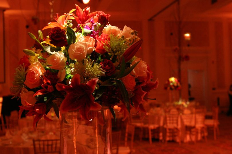 Pinspotting on Centerpieces