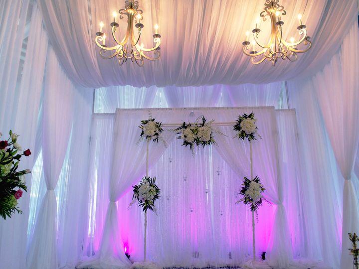 Tmx 1453411876515 Indian Wedding Canopy Chesapeake wedding eventproduction
