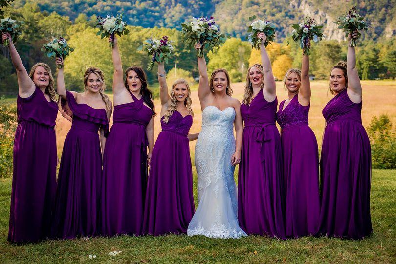 THE FLOWER CENTER Weddings
