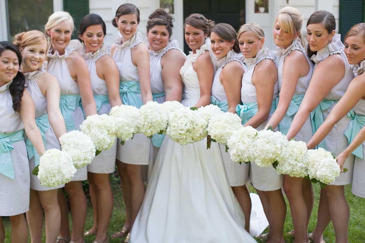 White House Wedding Flowers