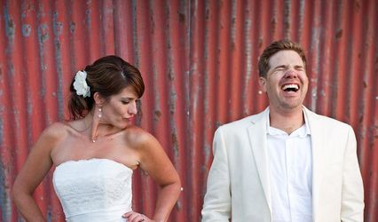 The wedding of Austin and Katie